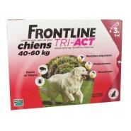 Frontline Tri-Act Chiens 40-60 kg x 3