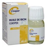 Cooper Huile de Ricin 30 ml