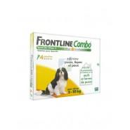 Frontline Combo Chien S x 4