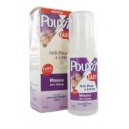 Pouxit Easy Anti-Poux & Lentes Mousse 100 ml