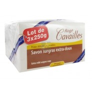 Rogé Cavaillès Savon Surgras Extra Doux 3 x 250 g