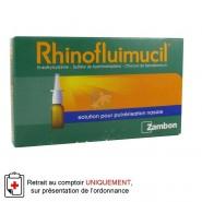 Rhinofluimucil Solution pour pulvérisation nasale 10 ml