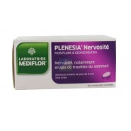Mediflor Plenesia Nervosité Comprimés enrobés x 60