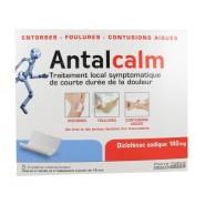 Antalcalm Diclofénac Sodique 140 mg Emplâtres x 5