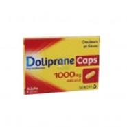 DolipraneCaps 1000 mg - 8 Gélules