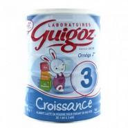 Guigoz Croissance 3ème âge 800 g