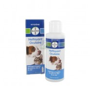 Bayer Nettoyant Oculaire Chien et Chat 100 ml