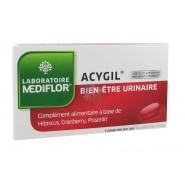 Mediflor Acygil Bien-être Urinaire x 15