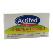 Actifed Rhinite Allergique LP x 10
