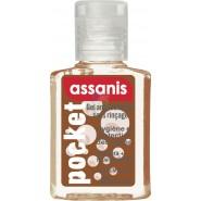 Assanis Pocket Gel antibactérien Parfum Cola 20 ml