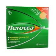 Berocca Comprimés Effervescents Sans Sucre Orange x 60