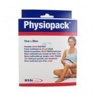 Physiopack Poche Réutilisable de Chaud/Froid 13 cm x 30 cm