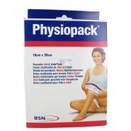 Physiopack Poche Réutilisable de Chaud/Froid 19 cm x 30 cm