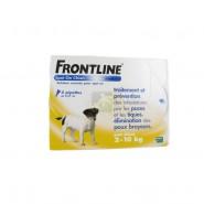 Frontline Spot On Chien S x 4