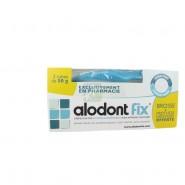 Alodont Fix 2 x 50 g + Brosse à Prothèse Dentaire OFFERTE