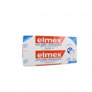 Elmex Anti-caries Dentifrice Professional 2 x 75 ml