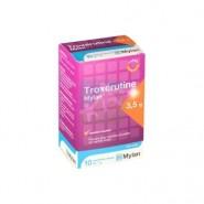 Troxerutine Mylan 3,5 g x 10