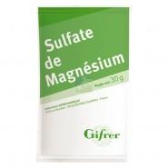 Gifrer Sulfate de Magnésium Poudre 30 g