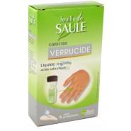 Feuille de Saule Coricide Verrucide Liquide 5 ml