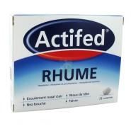 Actifed Rhume x 15