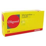 Oligosol Manganèse-Cobalt x 28