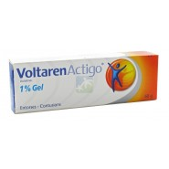 Voltarenactigo Gel 1% tube 60 g