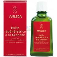 Weleda Huile Régénératrice à la Grenade 100 ml