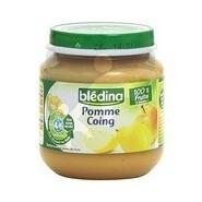 Blédina Petit Pot Pommes Coings 130 g