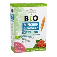 3 Chênes Bio Minceur Guarana Extra Fort x 30