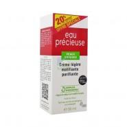 Eau Précieuse Crème Légère Matifiante Purifiante 50 ml OFFRE SPECIALE