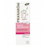 Pranarôm PranaBB Baume Respiratoire Bio 40 ml