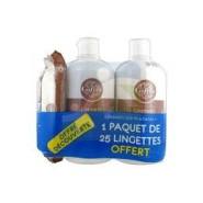 Gifrer Liniment Oléo Calcaire 2 x 500 ml + un paquet de 25 lingettes Offert