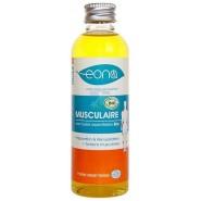 Eona Huile de Massage Musculaire Bio 100 ml