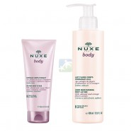 Nuxe Body Lait Fluide Corps 400 ml + Gommage Corps Fondant 200 ml