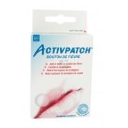 GSK Activpatch Bouton de fièvre x 12