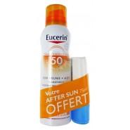 Eucerin Sun Brume SPF50 200 ml + After Sun Lotion 75 ml OFFERTE