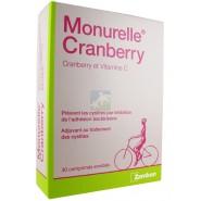 Monurelle Cranberry x 30