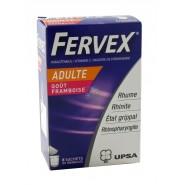 Fervex Adultes Framboise x 8