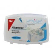 3M Micropore Sparadrap Microporeux 25 mm x 7,5 m