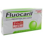 Fluocaril Bi Fluoré 250 mg menthe 2 x 125 ml