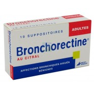Bronchorectine au Citral Adultes x 10