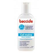Cooper Baccide Gel hydroalcoolique Sans Parfum 75 ml