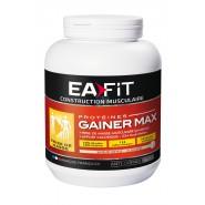 EAFIT Construction Musculaire - Gainer Max Goût Vanille 1,1 kg