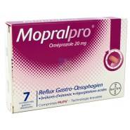 Mopralpro 20 mg x 7