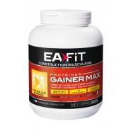 EAFIT Construction Musculaire - Gainer Max Goût Chocolat 1,1 kg
