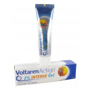 VoltarenActigo 2% Intense Gel 30 g