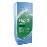 Hextril Menthe Bain de Bouche Antiseptique 400 ml