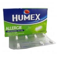 Humex Allergie Cétirizine 10 mg x 7