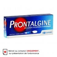 Prontalgine x 18