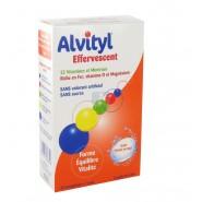 Urgo Alvityl Comprimés Effervescents x 30